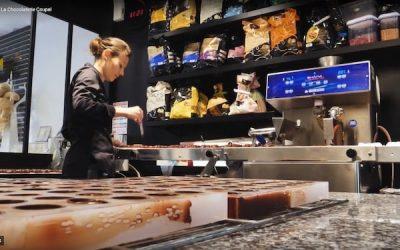 L'atelier Coupel Chocolaterie à Rennes
