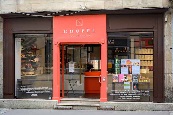 boutique coupel chocolaterie